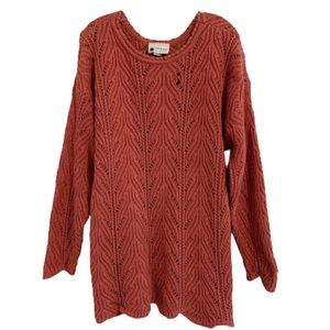 VINTAGE | TURTLE BAY Chunky Cable Knit Sweater